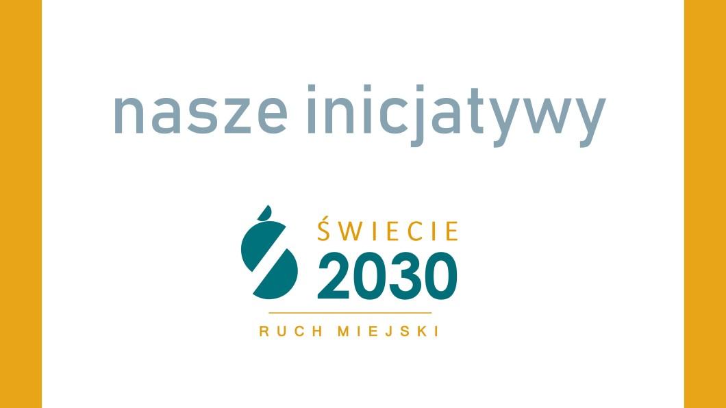 Świecie 2030 - logo88